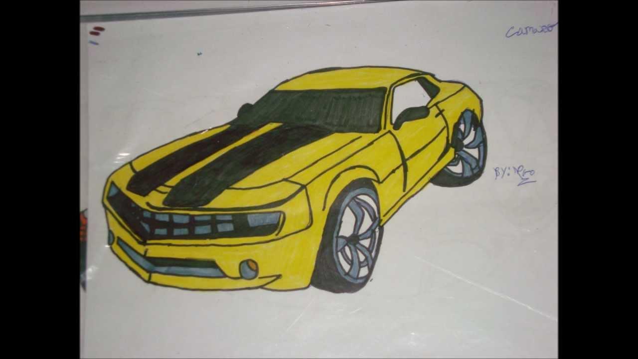 Meus Desenhos De Carros Tunados  2