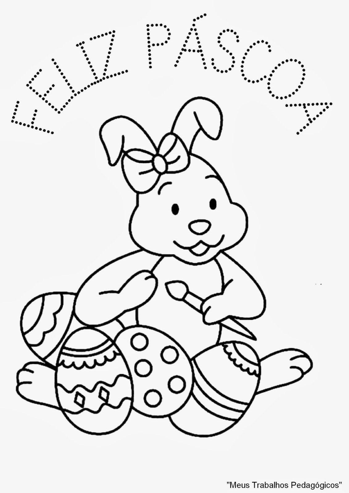 Meus Trabalhos Pedagógicos ®  Desenhos Para Colorir