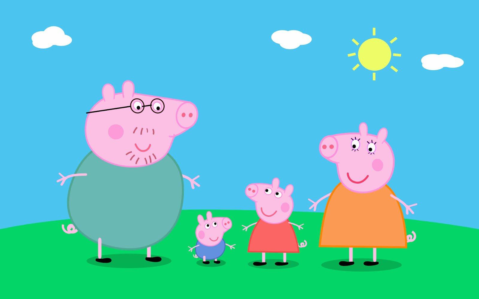 Motivos Porque As Crianças Gostam Tanto Do Desenho Da Peppa Pig