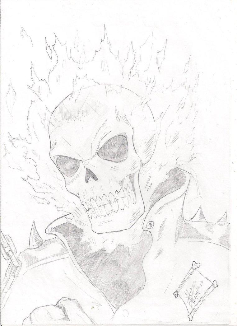 Motoqueiro Fantasma By Julio