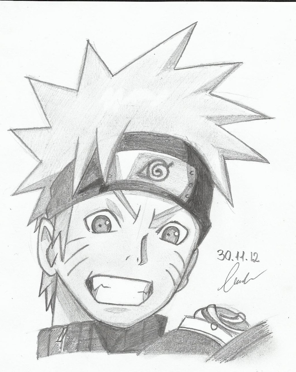 Naruto Uzumaki By Simplybart On Deviantart