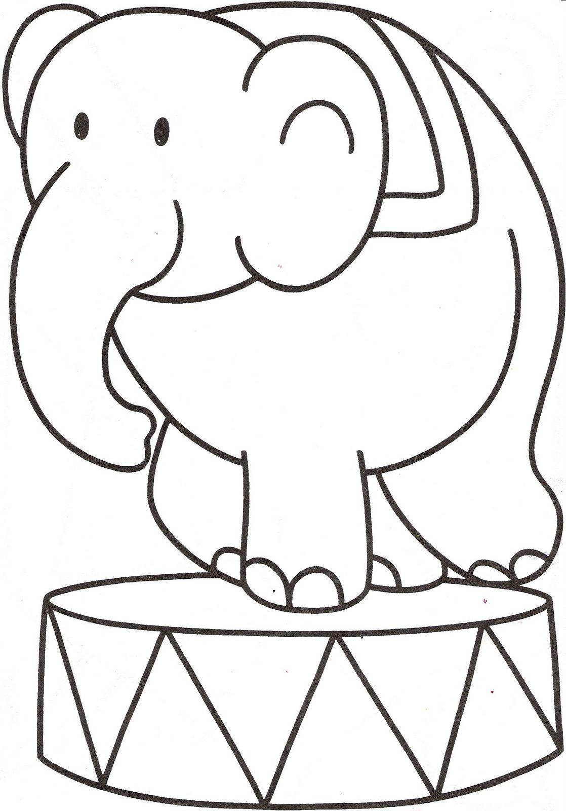 Notícias Ponto Com   35 Desenhos De Animais Para Colorir Pintar