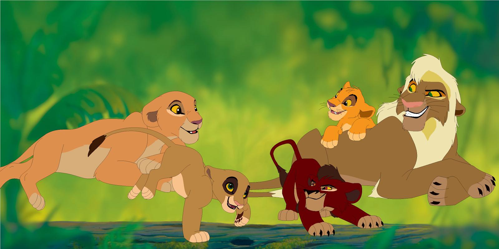O Rei Leão Minhas Histórias  Especial De Halloween