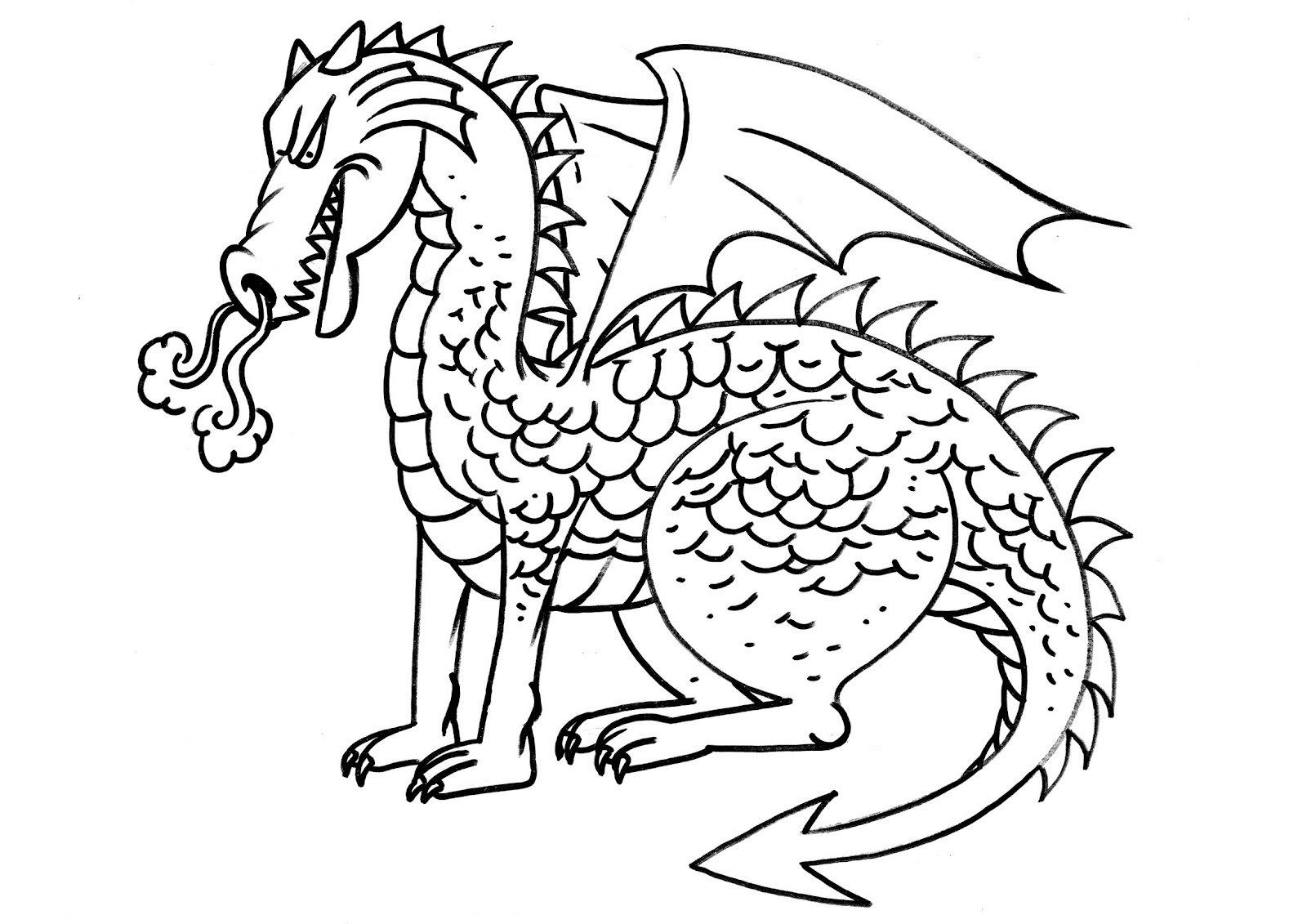 Os Dragon Lindos E Perigosos