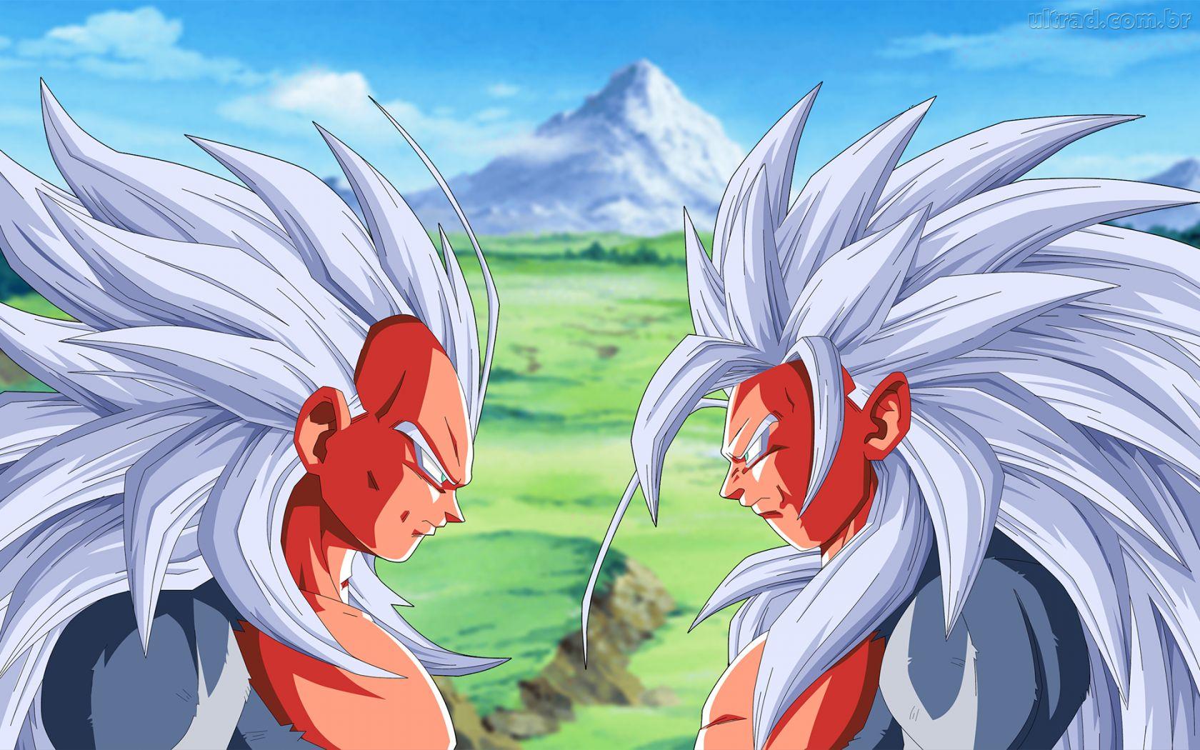 Jogos Goku Super Sayajin 5