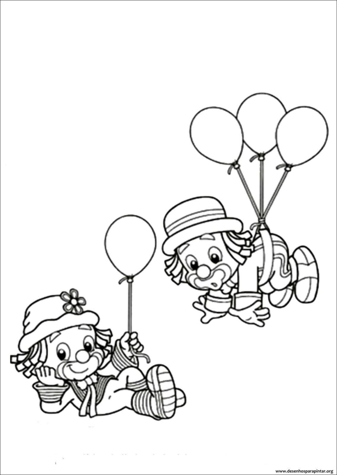 Patati E Patatá Desenhos Para Imprimir Colorir E Pintar » Desenhos