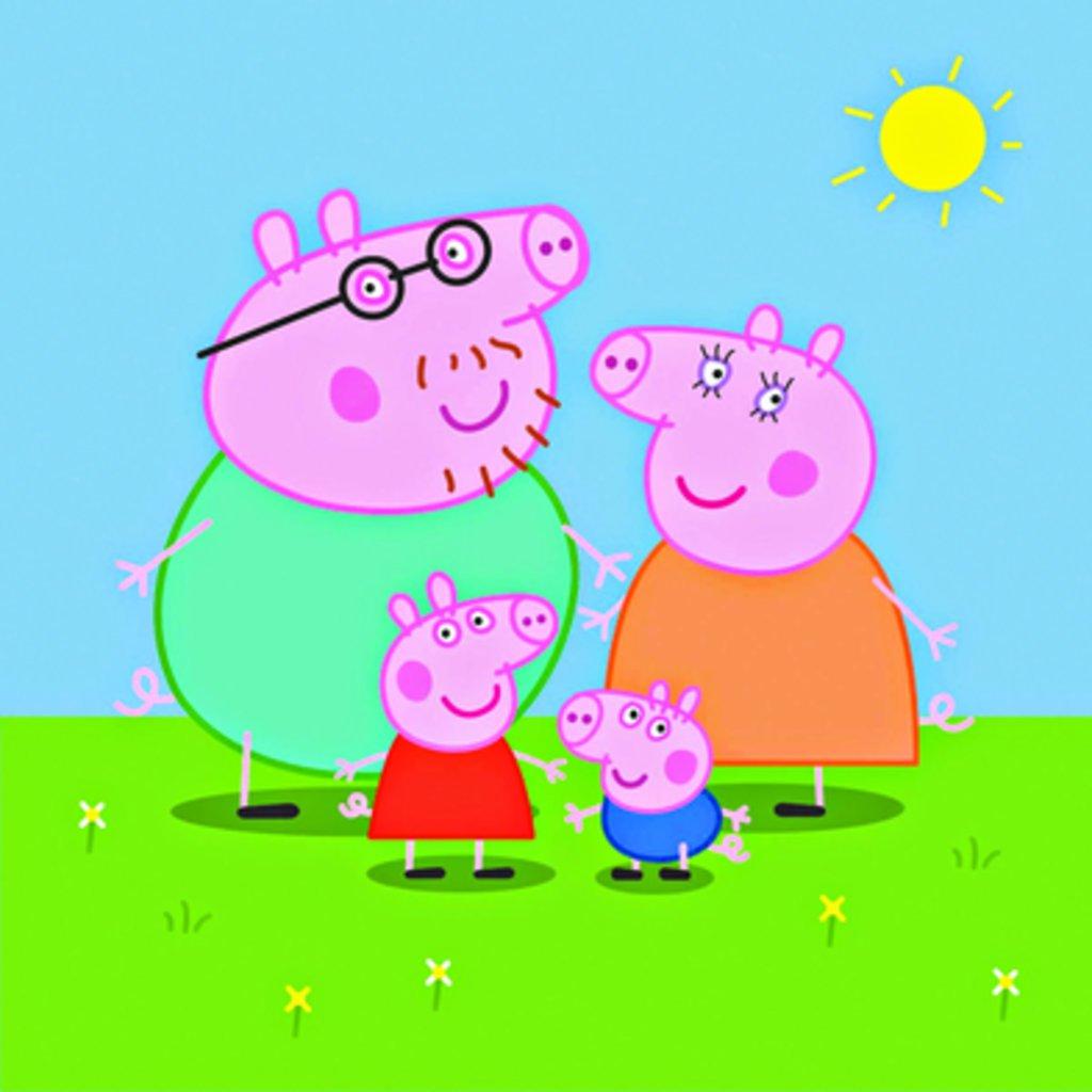 Desenhos Da Peppa Pig Para Colorir E Imprimir Dibujos Para