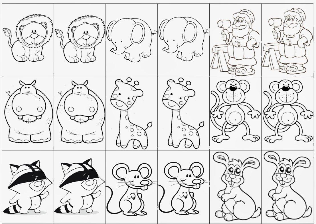 Jogos De Colorir Animais