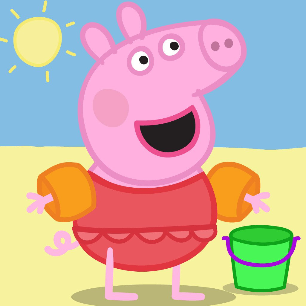 Personagens Da Peppa Pig