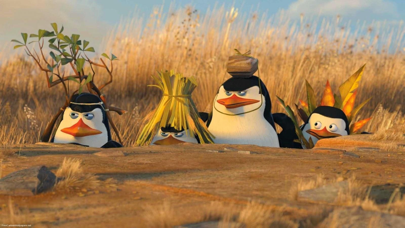 Pinguins De Madagascar Ganham Novo Jogo Exclusivo Para Plataformas