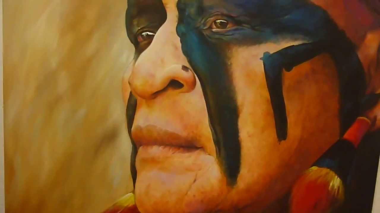 Pintura De Indio