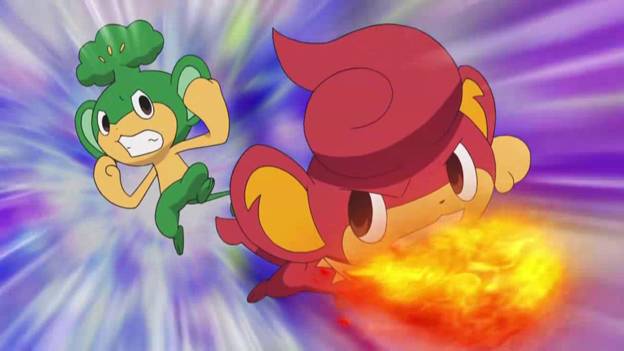Pokémon Destinos Rivais