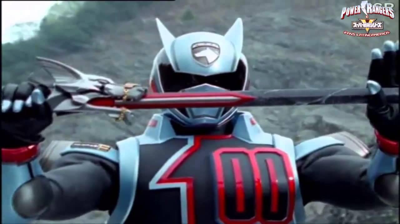 Power Rangers S P D  Ranger Sombra