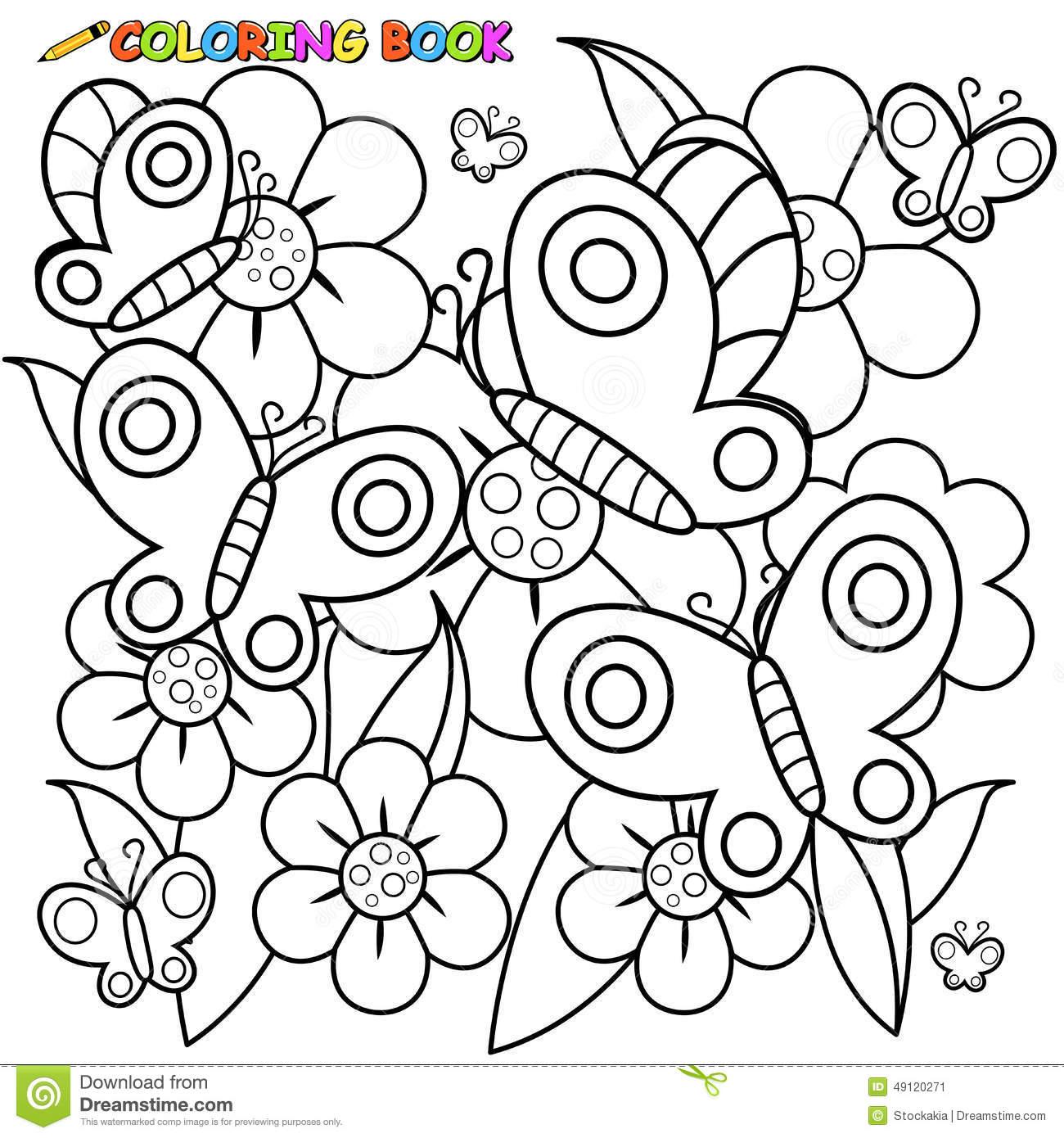 Primavera Para Colorir Sketch Coloring Page
