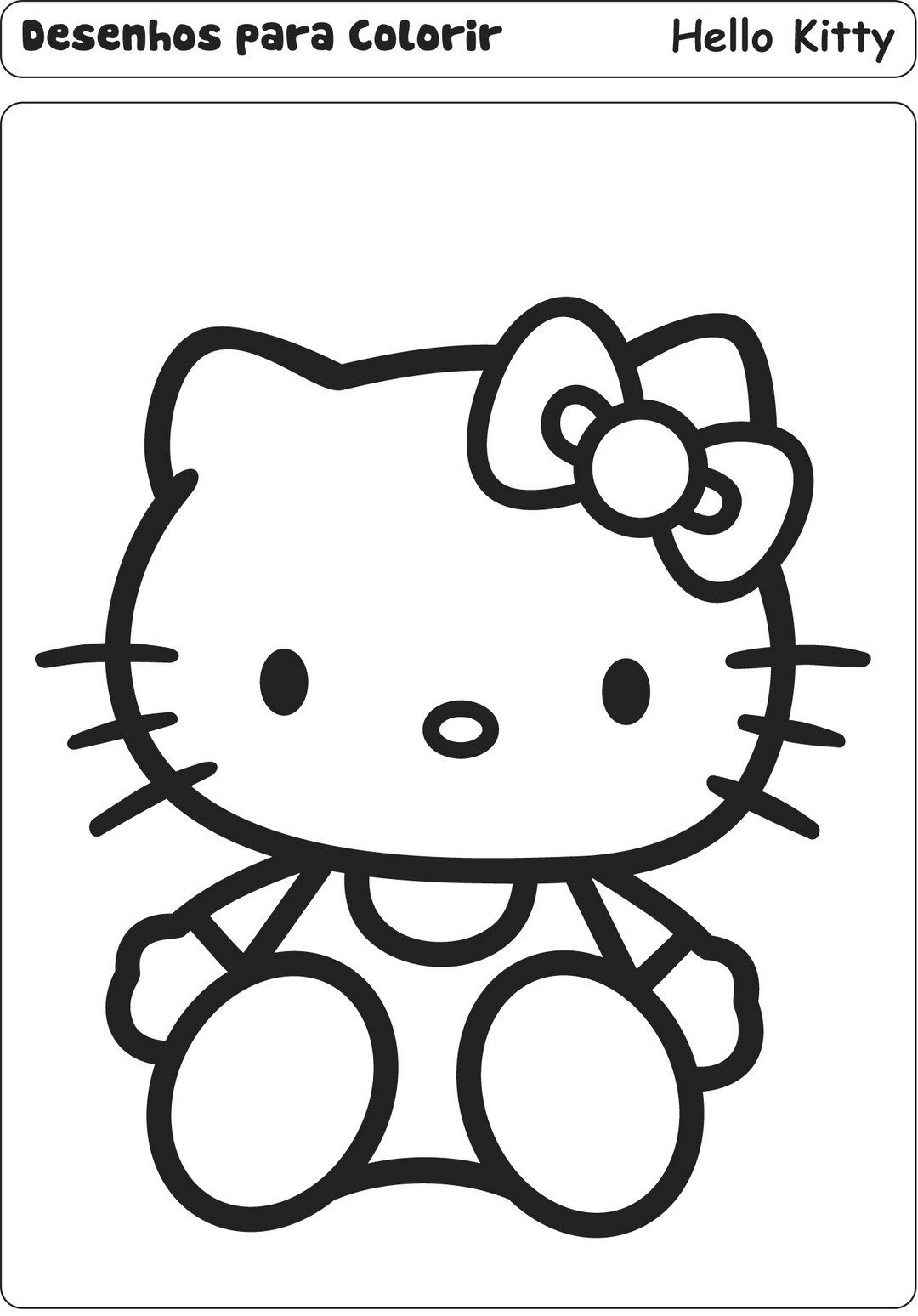 Princesa Hello Kitty