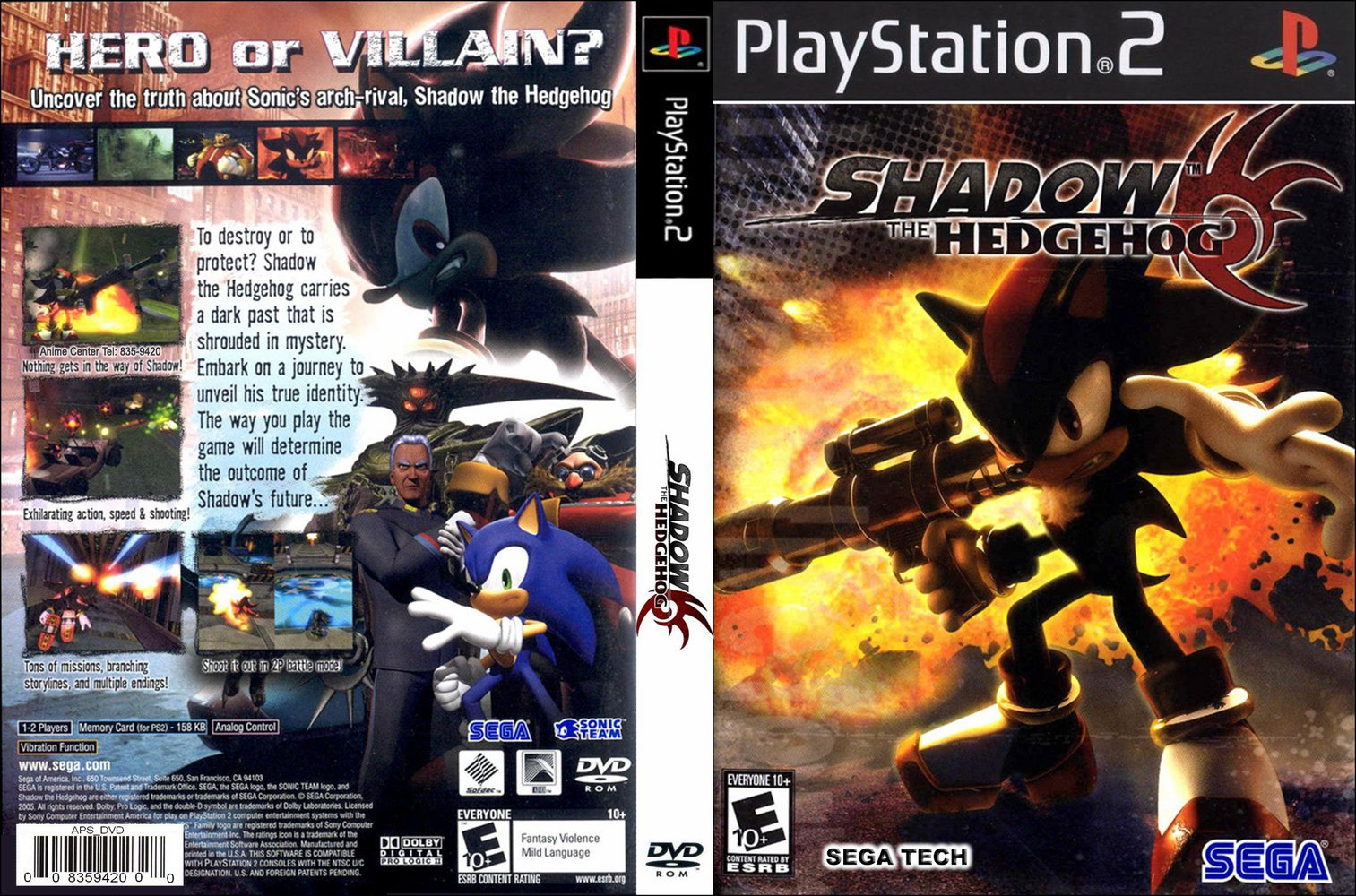 Ps2  Kids Action