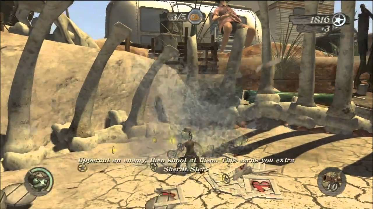 Rango Walkthrough  Tale 1  Hard Difficulty  [hd] (ps3 Xbox 360 Wii
