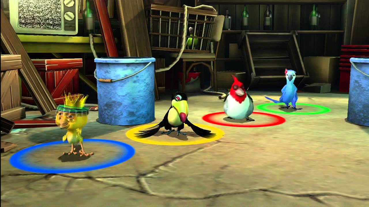 Rio Xbox 360 Gameplay Part 2