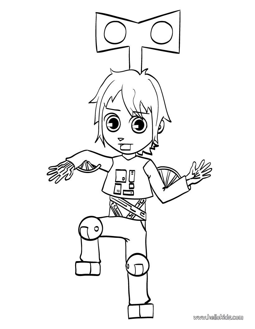 Robô   Desenhos Para Colorir, Artes Manuais Para Crianças, Jogos