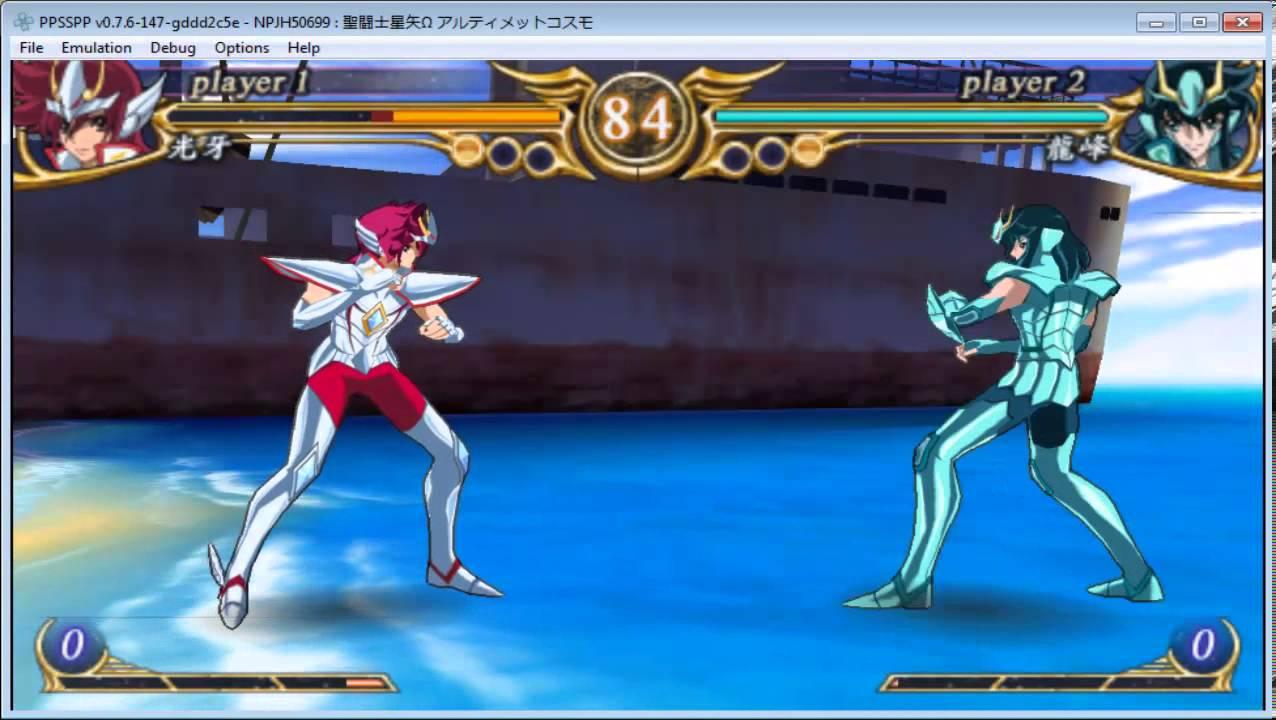 Saint Seiya Omega Ultimate Cosmo (bug Modo HistÓria Corrigida