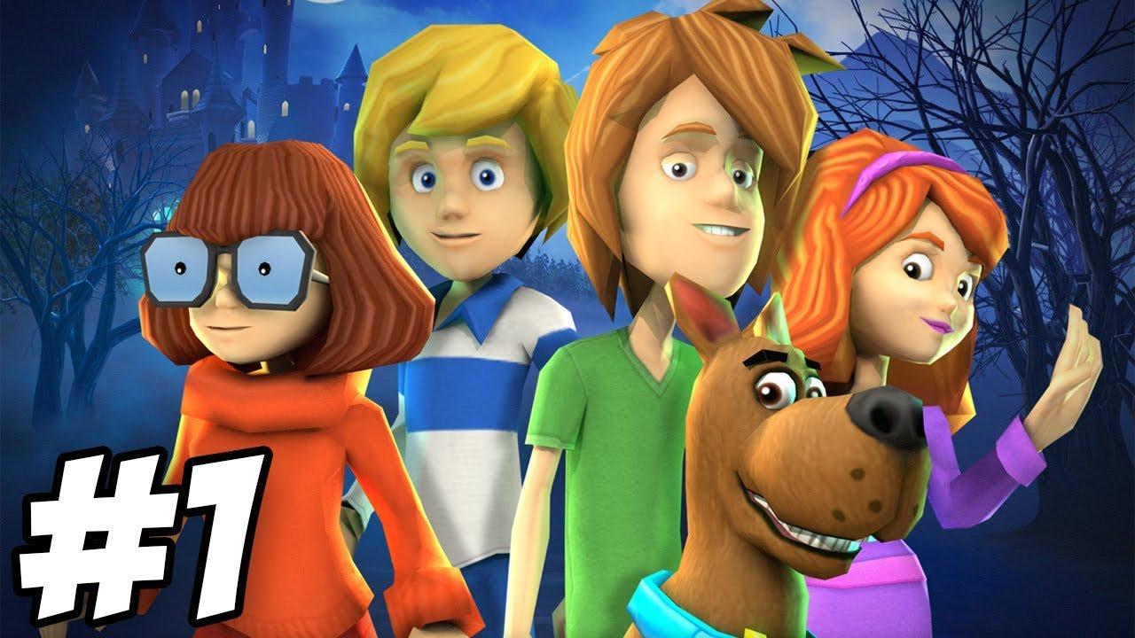 Scooby Doo ! O Misterio Começa Sera Que Esse Jogo Merece Um