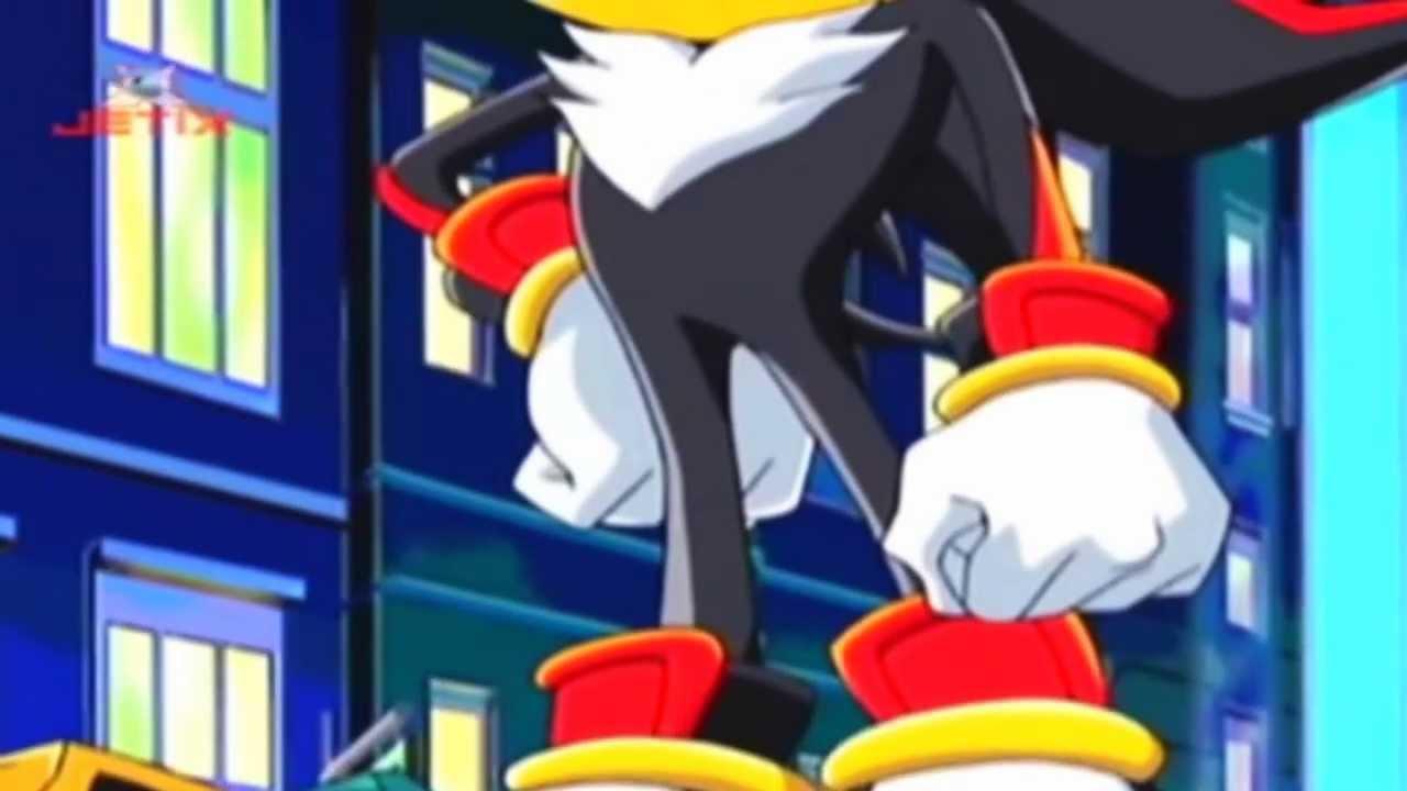 Sonic X  Sonic E Shadow Se Encontram [dublado 1080p Hd]