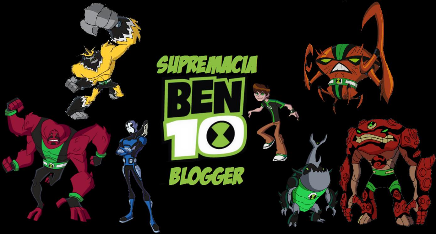 Supremacia Ben10 Blogger  Julho 2012