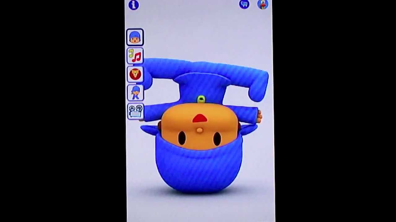Talking Pocoyo Free Android Gameplay