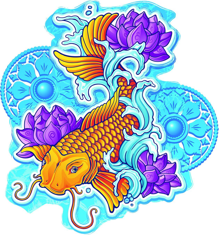 Tatuagens Com Desenhos De água