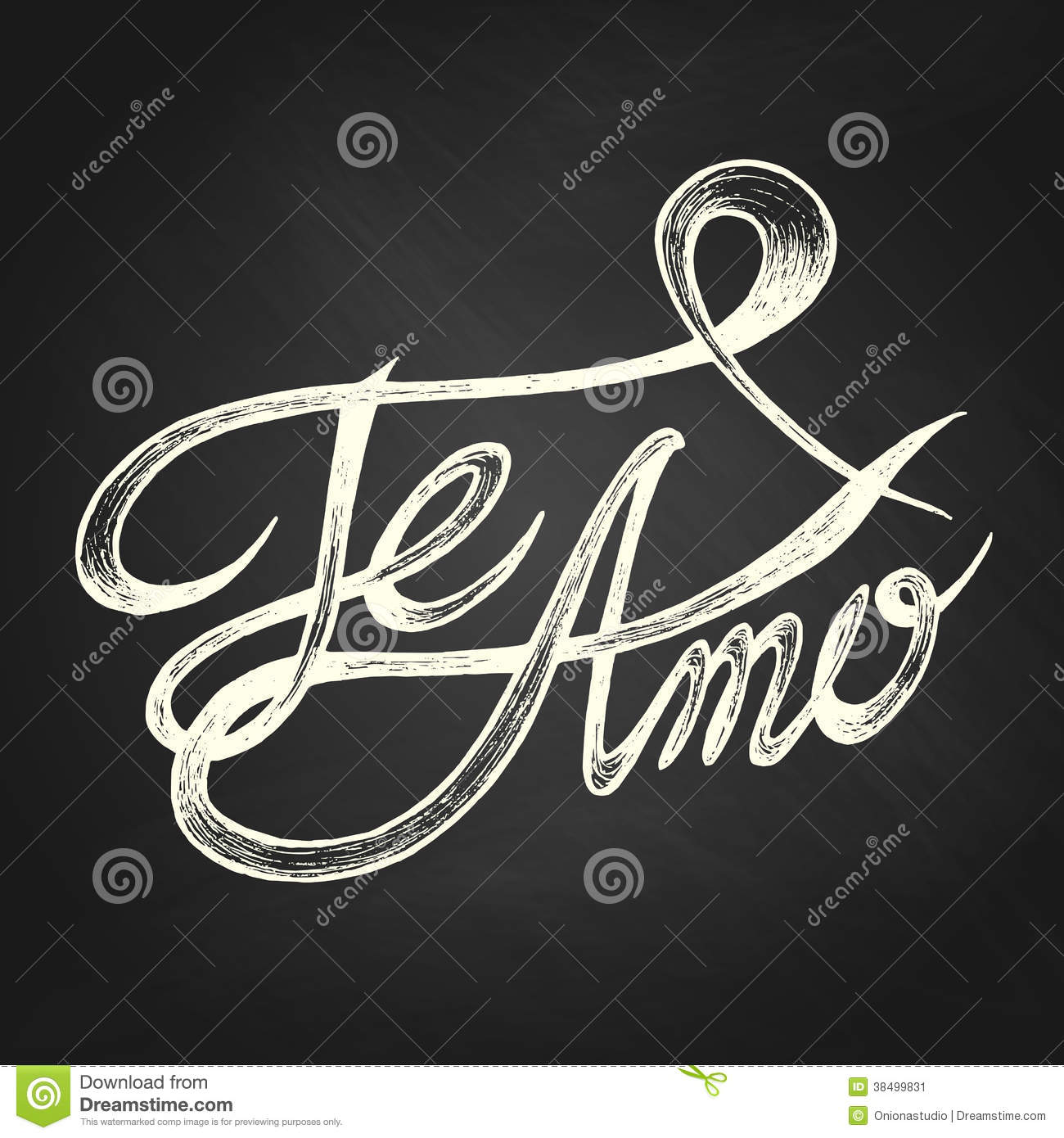 Te Amo – Free Coloring Pages