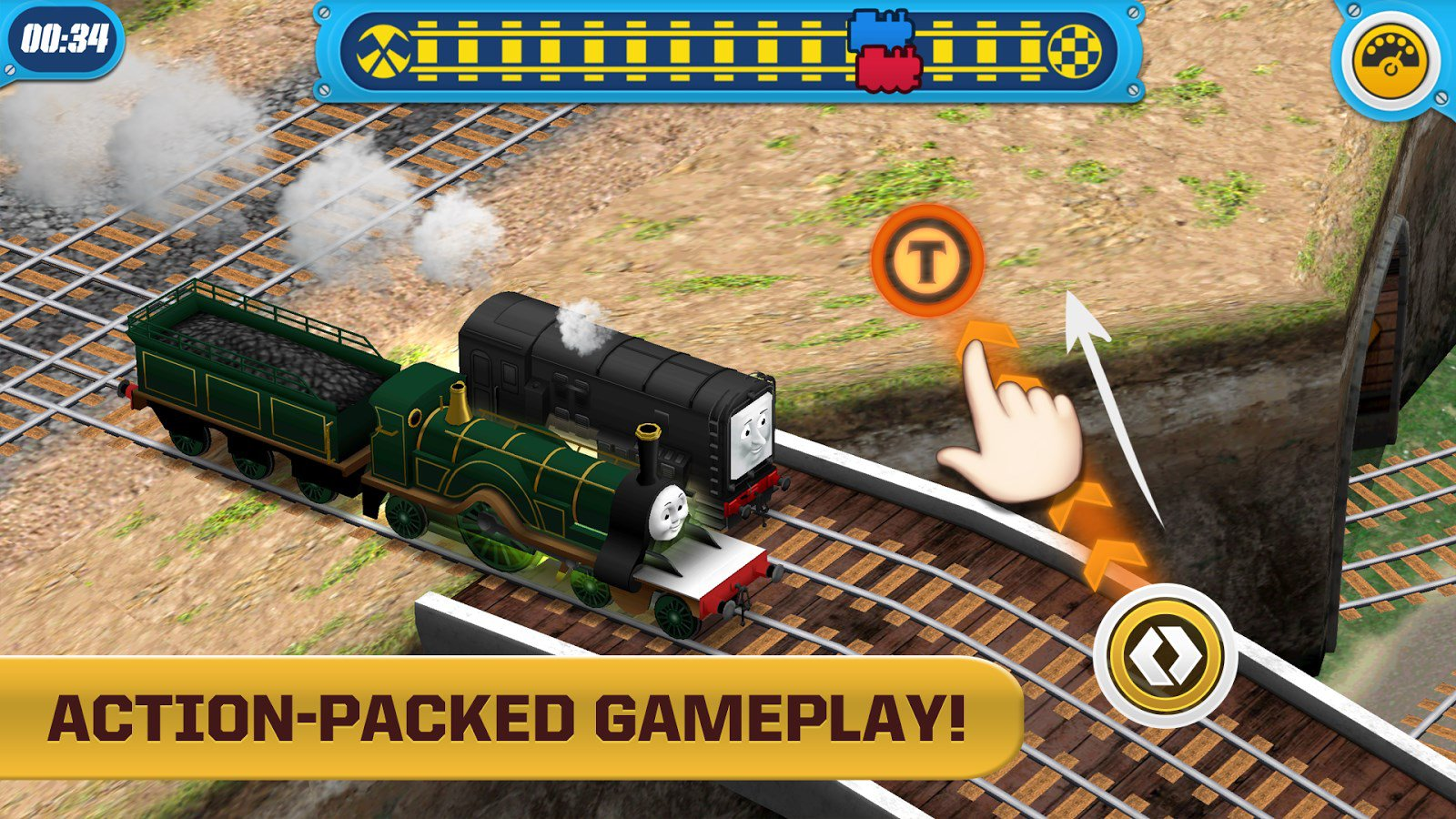 Thomas & Friends  Race On! Download