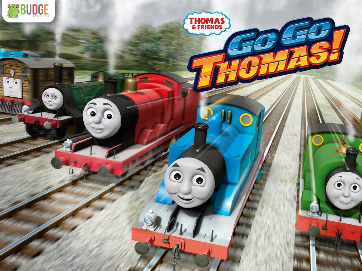 Thomas & Friends  Vai, Thomas! Download