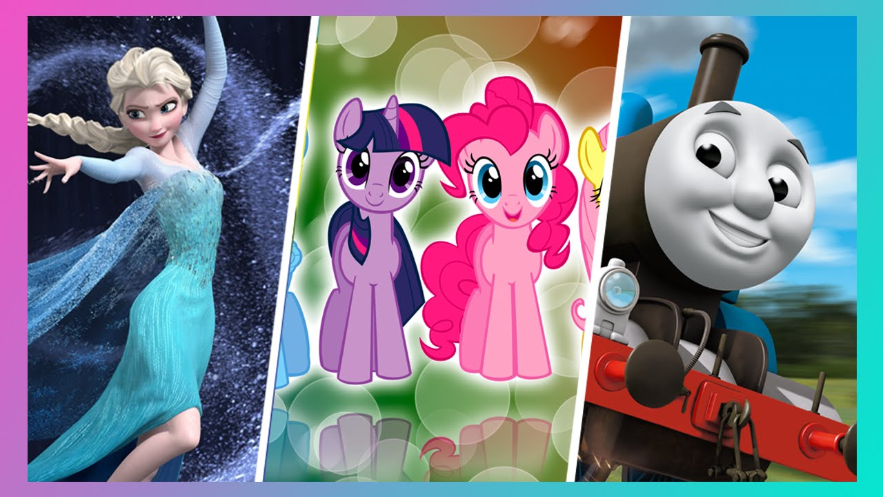Thomas And Friends, Frozen Elsa Pregnant, My Little Pony Games
