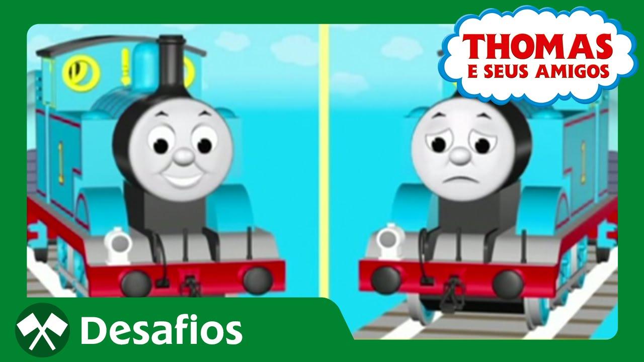 Thomas E Seus Amigos  Como Está Thomas
