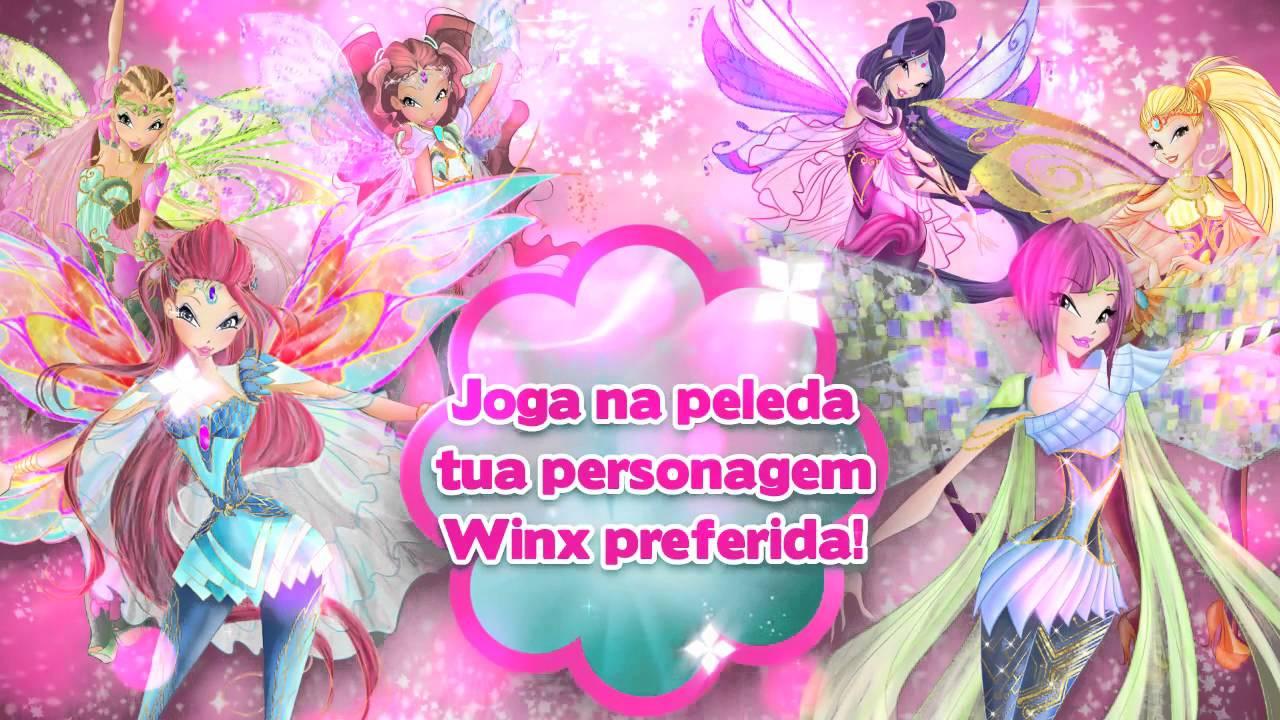 Trailer Do Jogo De Vídeo Winx Club  Salvar Alfea