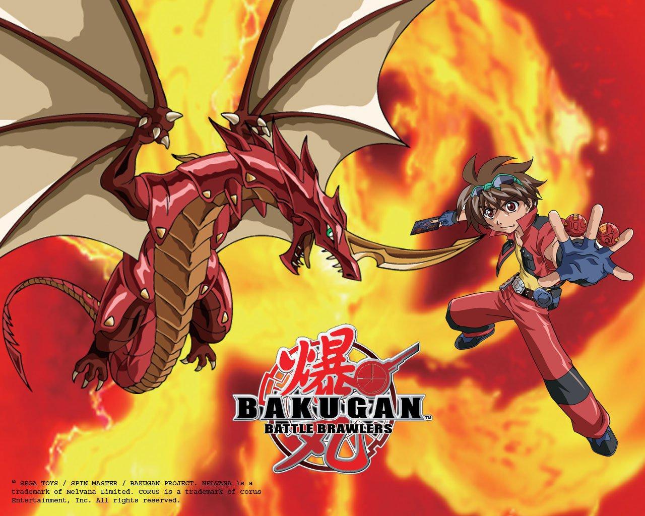 Triplo Anime  Imagens De Bakugan