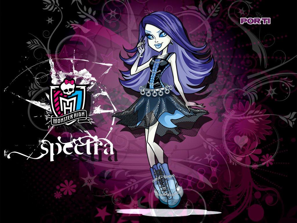 Wallpapers Monster High Seguindo Jogo Ghoul Spirit 1280x1024