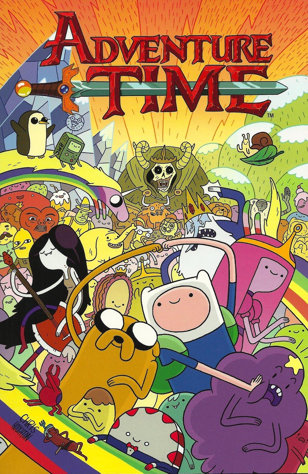 Wallpapers Todos Os Personagens De Hora Aventura Adventure Time