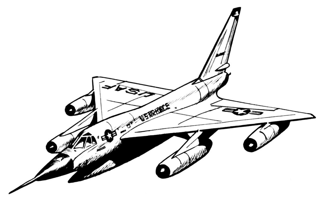 Aqui Tem Fotos De Aviões Para Você Imprimir E Colorir, Divirta