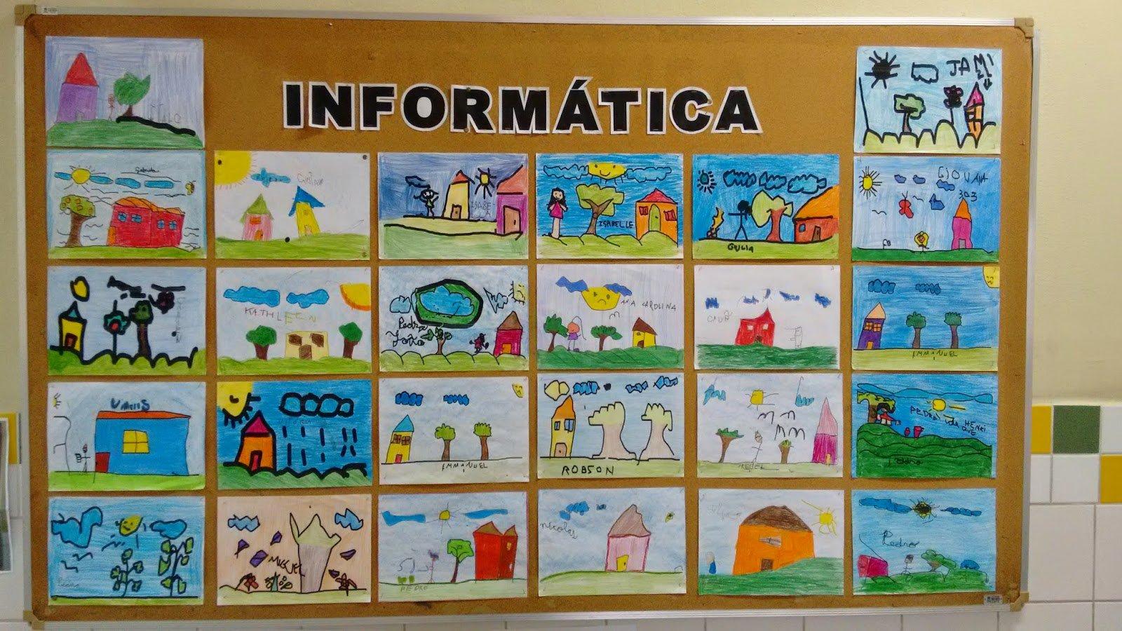 Escola Municipal Professora Antonietta Motta Bastos  Mural